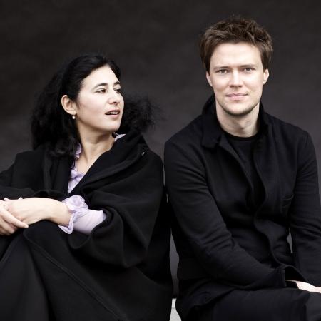 Sebastian Klinger und Milana Chernyavska klein
