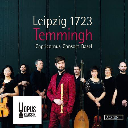 Temmingh Capricornus Leipzig 1723